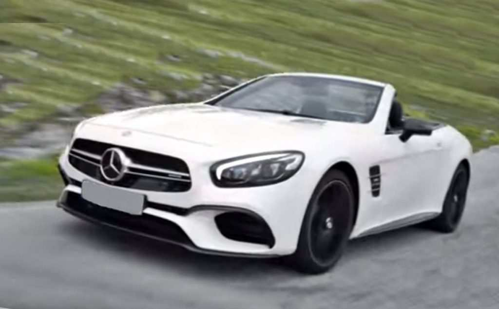 55 Great Best Sl550 Mercedes 2019 Redesign Picture with Best Sl550 Mercedes 2019 Redesign