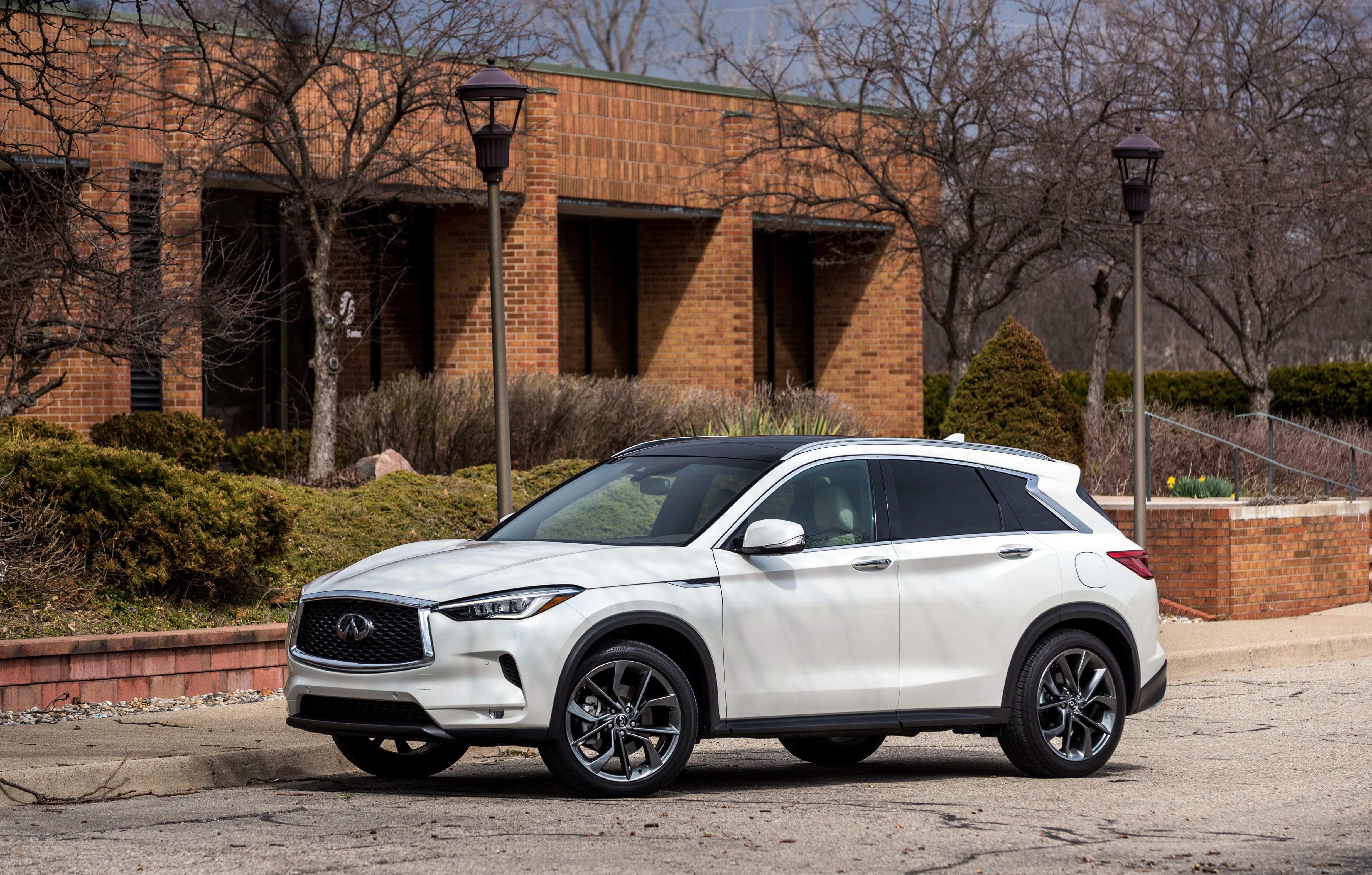 55 Great New 2019 Infiniti Qx50 Fuel Economy Review Spesification with New 2019 Infiniti Qx50 Fuel Economy Review