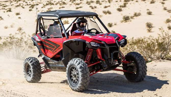 55 New 2019 Honda Sport Quad Redesign Price And Review Exterior by 2019 Honda Sport Quad Redesign Price And Review