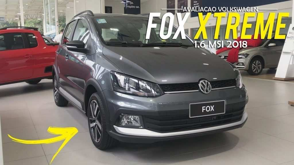 55 New Vw Fox 2019 Style with Vw Fox 2019