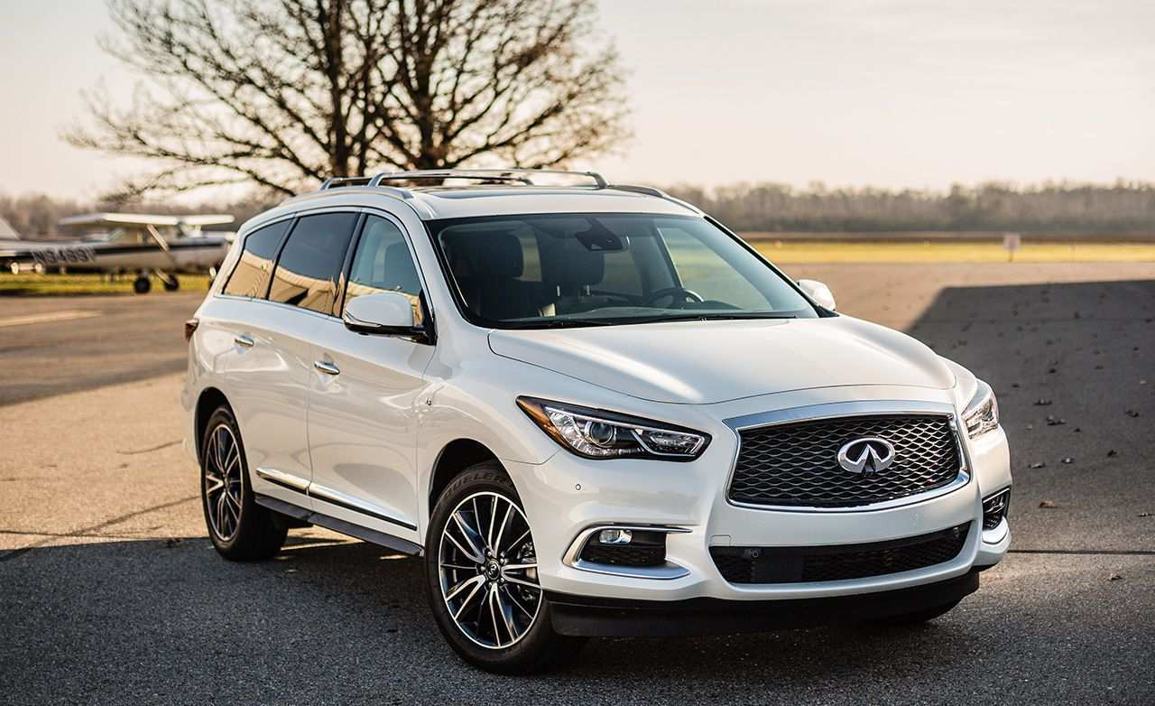 55 The Best 2019 Infiniti Wx60 Redesign Price And Review Redesign and Concept for Best 2019 Infiniti Wx60 Redesign Price And Review