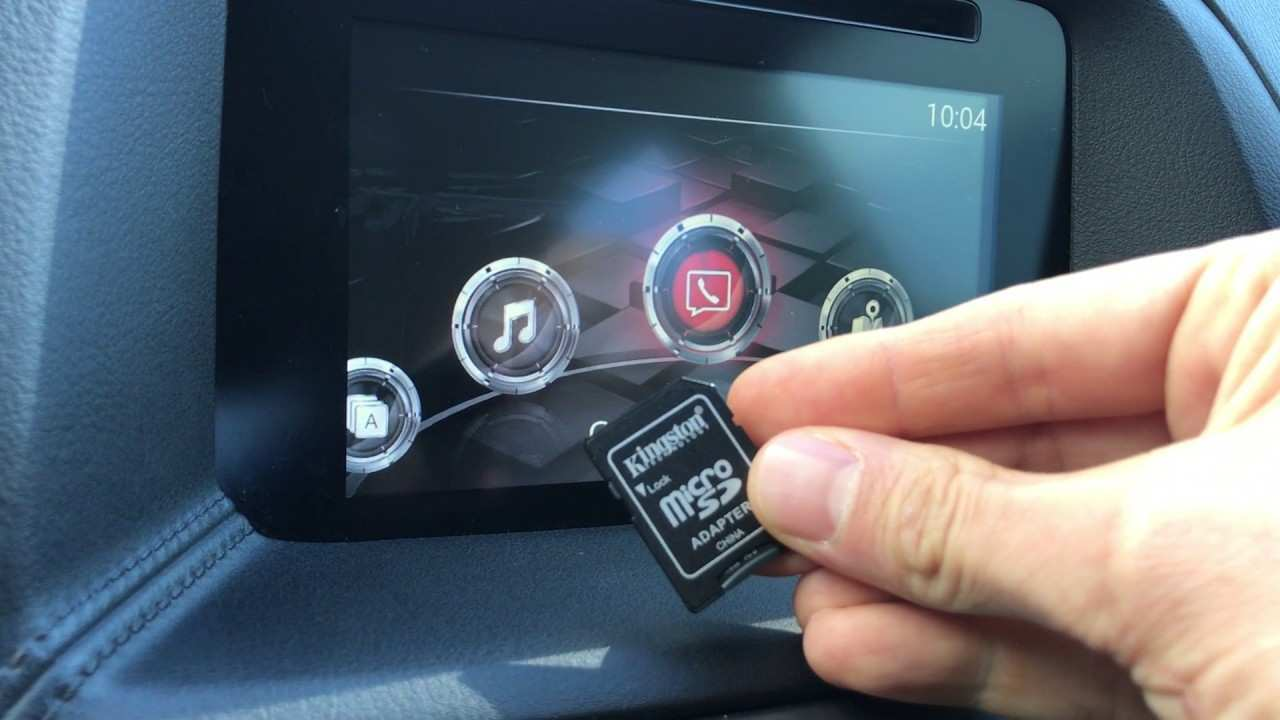 55 The Best Mazda Navigation Sd Card 2019 Price First Drive for Best Mazda Navigation Sd Card 2019 Price