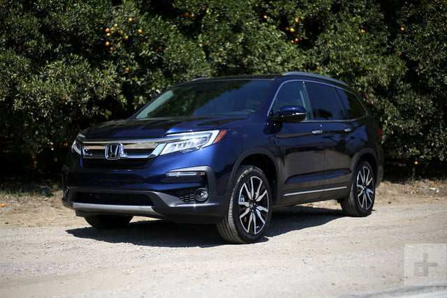55 The The 2018 Vs 2019 Honda Pilot Price And Review Wallpaper for The 2018 Vs 2019 Honda Pilot Price And Review