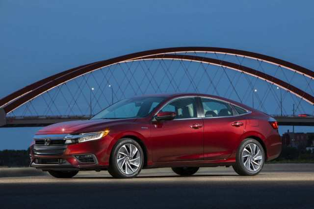 55 The The Honda 2019 Insight Review Specs Price for The Honda 2019 Insight Review Specs