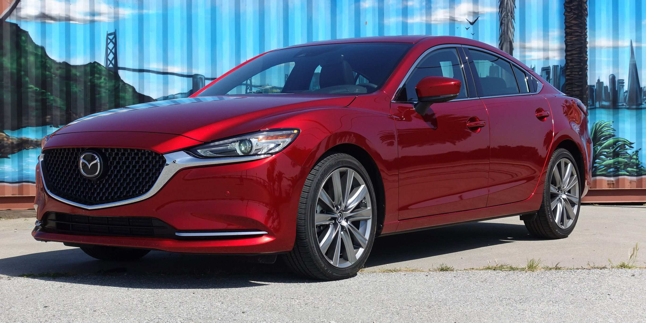56 All New Best 2019 Mazda 6 Specs Spesification Engine by Best 2019 Mazda 6 Specs Spesification