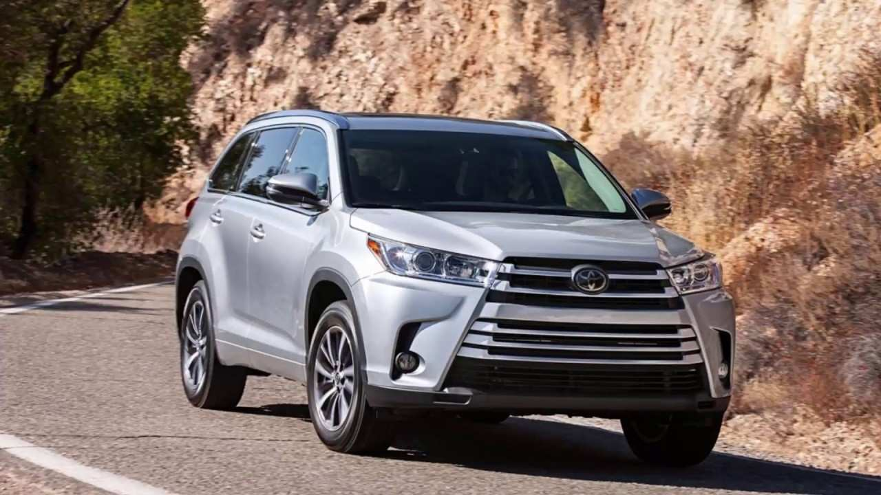 56 All New Highlander Toyota 2019 Interior Review Specs And Release Date Price and Review by Highlander Toyota 2019 Interior Review Specs And Release Date