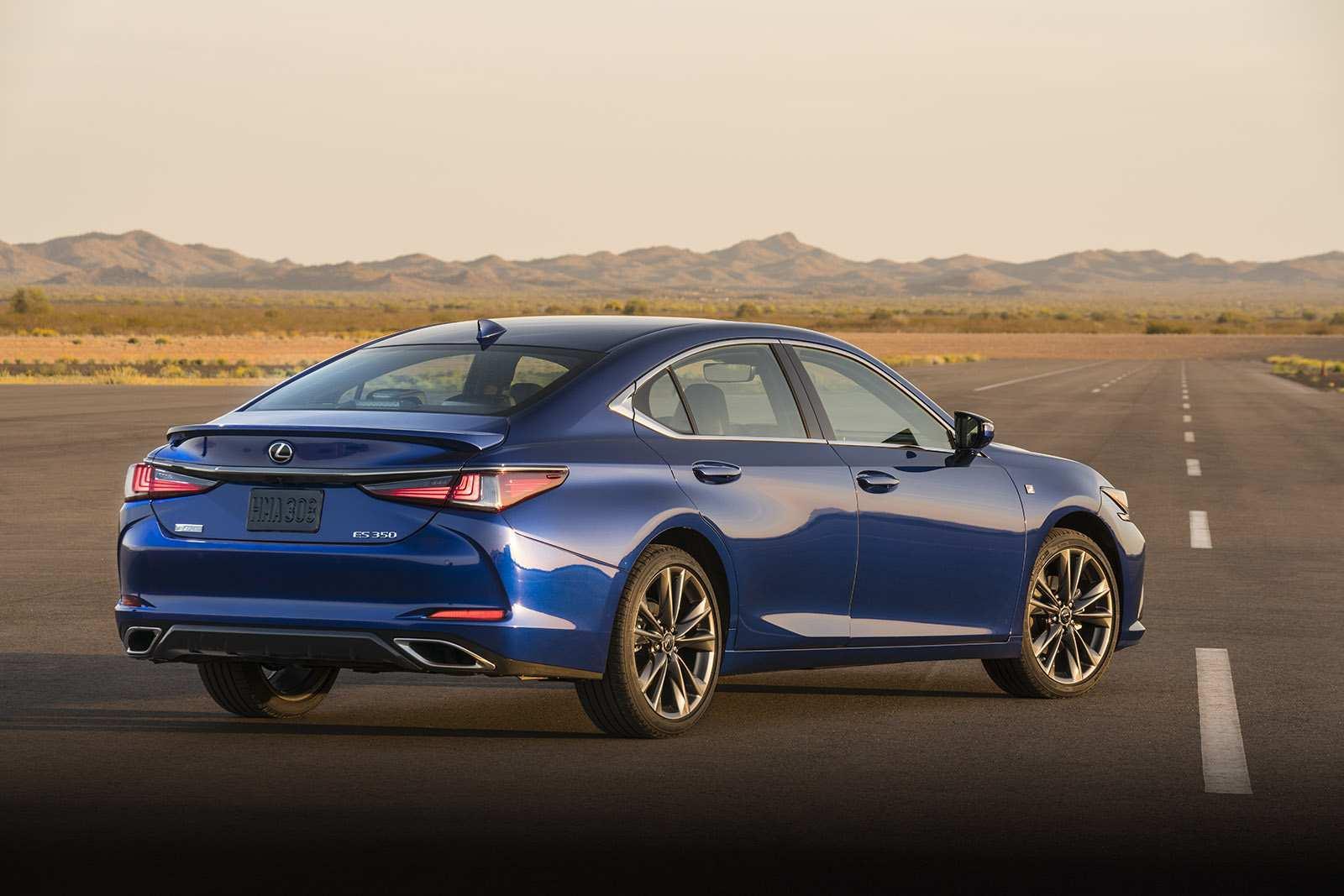 56 All New Lexus Es 2019 Debut Exterior and Interior by Lexus Es 2019 Debut