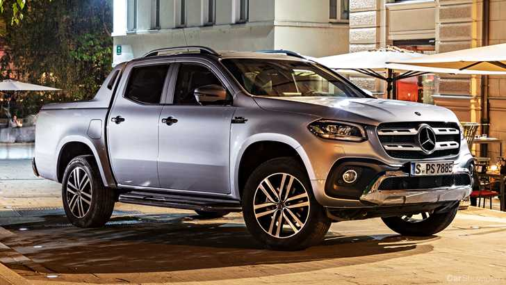 56 Best Review 2019 Mercedes X Class Exterior and Interior for 2019 Mercedes X Class