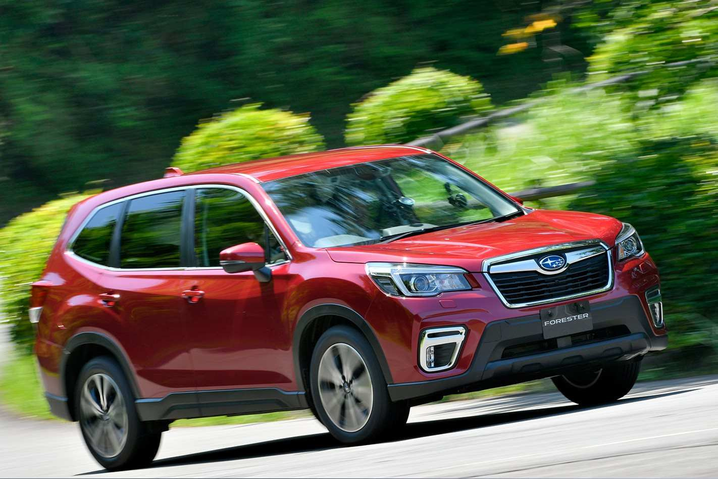 56 Best Review Subaru Forester 2019 Ground Clearance Rumors Engine by Subaru Forester 2019 Ground Clearance Rumors