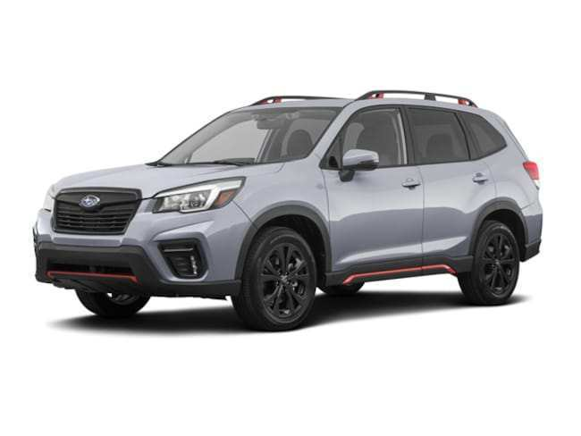 56 Best Review The 2019 Subaru Forester Sport Concept Picture by The 2019 Subaru Forester Sport Concept