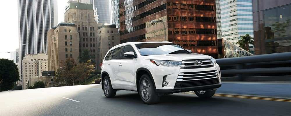 56 Best Review Toyota 2019 Highlander Colors Overview Exterior and Interior with Toyota 2019 Highlander Colors Overview