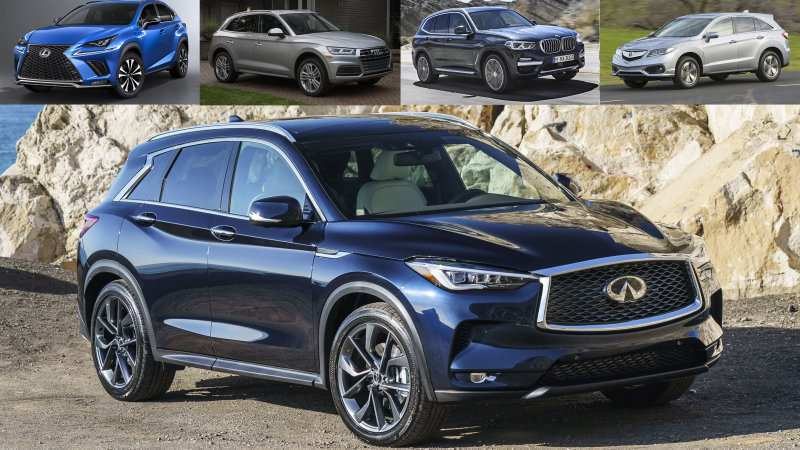 56 Concept of Best Infiniti Qx50 2019 Trunk Space Price Redesign and Concept by Best Infiniti Qx50 2019 Trunk Space Price
