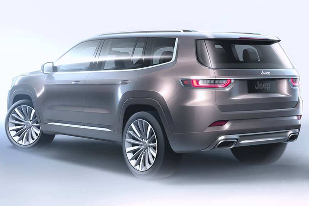 56 Concept of New Jeep Grand Commander 2019 Price Interior for New Jeep Grand Commander 2019 Price