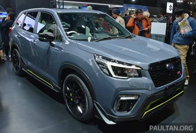 56 Concept of The 2019 Subaru Forester Sport Concept Release for The 2019 Subaru Forester Sport Concept