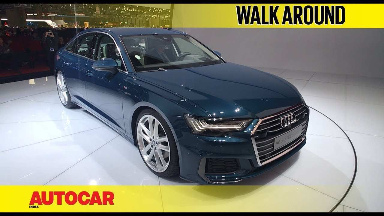 56 Gallery of Audi A6 2019 Geneva Review Photos for Audi A6 2019 Geneva Review