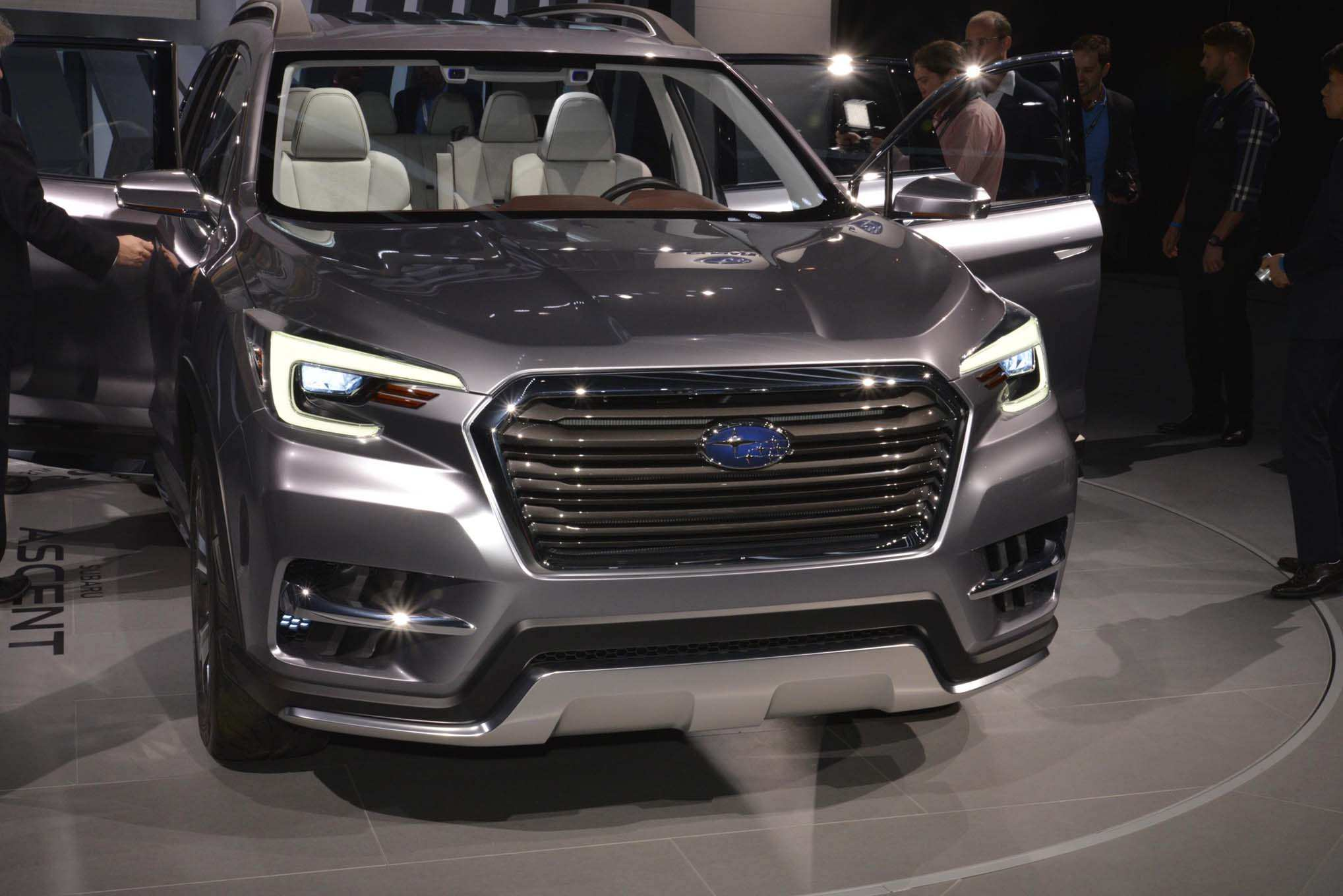 56 Gallery of New Subaru Unveils 2019 Ascent Price And Release Date Performance for New Subaru Unveils 2019 Ascent Price And Release Date