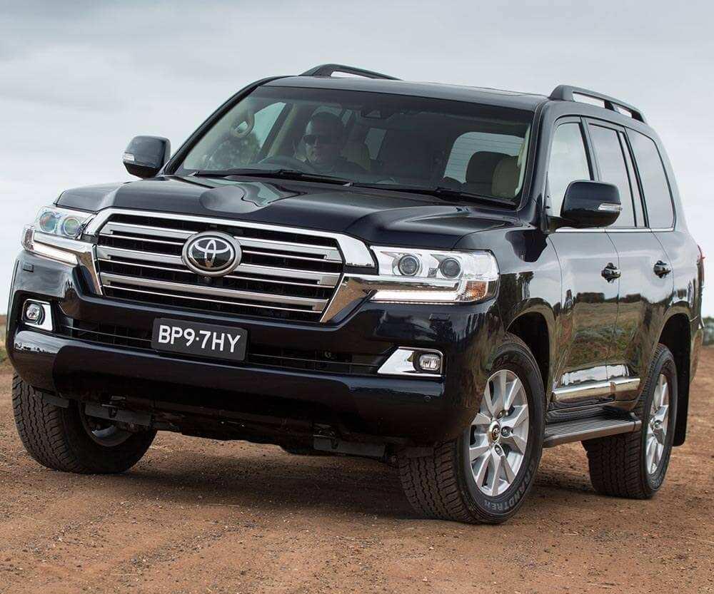 56 Gallery of New Toyota Land Cruiser 2019 Rumor Spy Shoot with New Toyota Land Cruiser 2019 Rumor