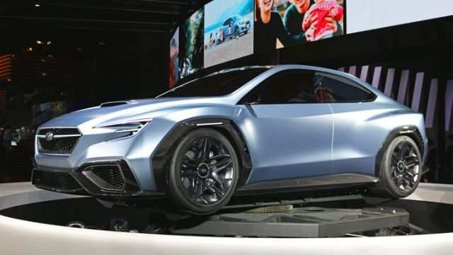 56 Gallery of Subaru Wrx 2019 Concept Rumors for Subaru Wrx 2019 Concept
