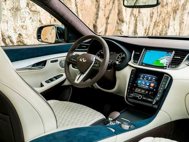 56 Gallery of The 2019 Infiniti Qx50 Luxe Price Exterior and Interior by The 2019 Infiniti Qx50 Luxe Price