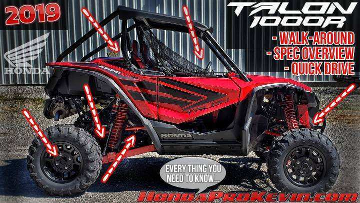 56 Gallery of The Atv Honda 2019 Release Specs And Review Performance and New Engine for The Atv Honda 2019 Release Specs And Review