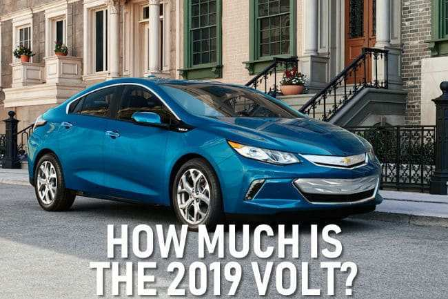 56 Gallery of The Chevrolet Volt 2019 Price Overview And Price New Review with The Chevrolet Volt 2019 Price Overview And Price
