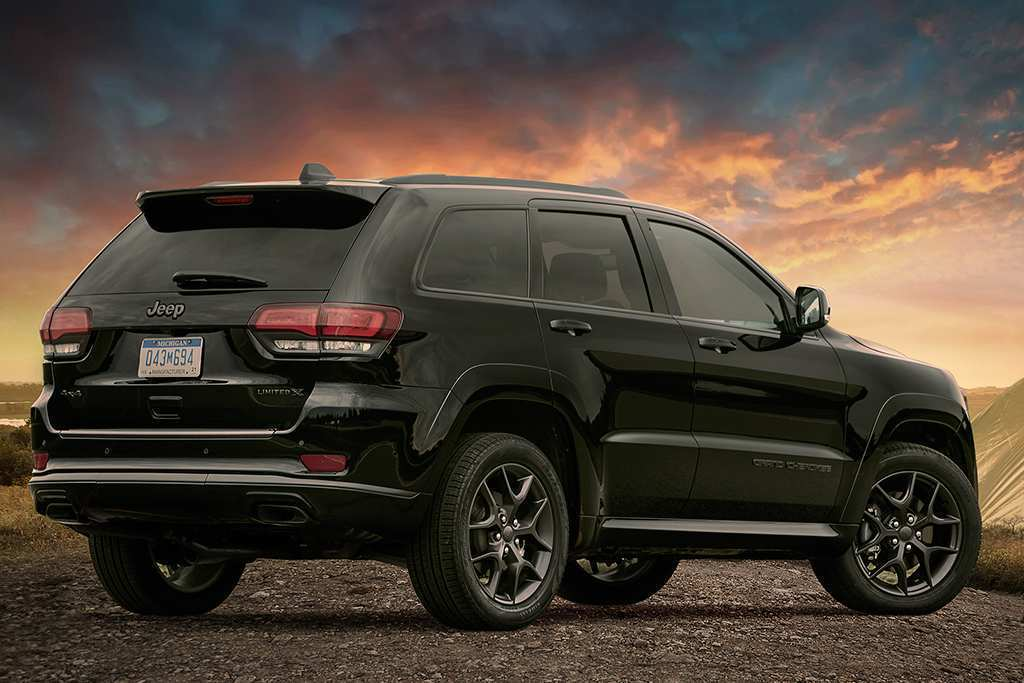 56 Gallery of The Grand Cherokee Jeep 2019 Exterior And Interior Review Picture for The Grand Cherokee Jeep 2019 Exterior And Interior Review