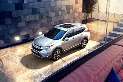 56 Gallery of Toyota 2019 Crv Price Spy Shoot with Toyota 2019 Crv Price