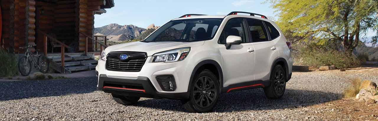 56 Great 2019 Subaru Forester Sport 2 New Concept by 2019 Subaru Forester Sport 2