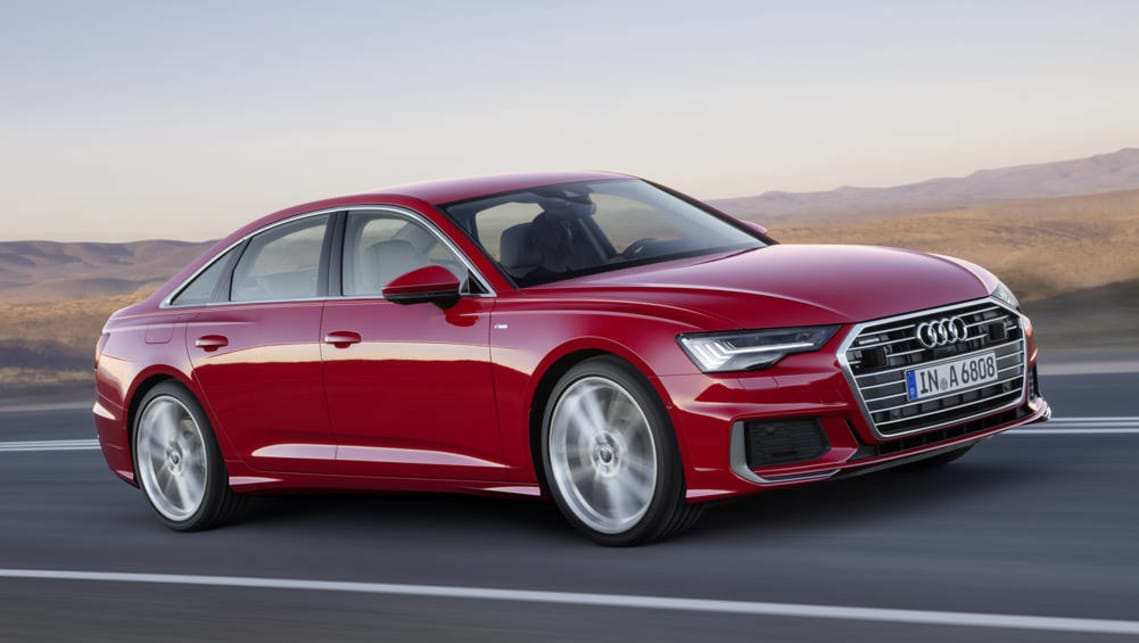 56 Great Audi A6 2019 Geneva Review Exterior for Audi A6 2019 Geneva Review