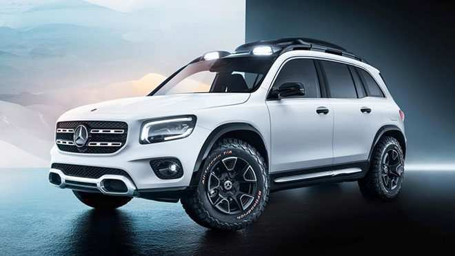 56 Great Jeep Mercedes Benz 2019 Redesign And Concept Overview with Jeep Mercedes Benz 2019 Redesign And Concept