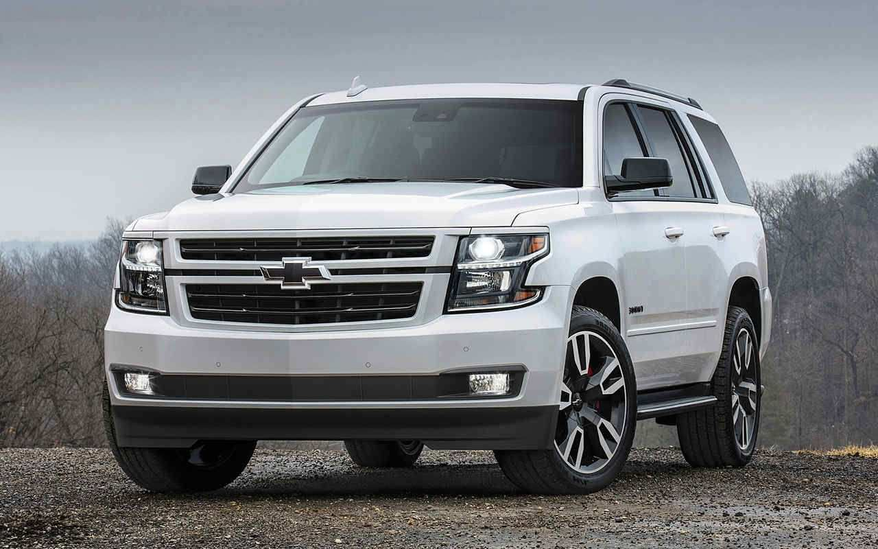 56 Great New Chevrolet 2019 Tahoe Concept Wallpaper with New Chevrolet 2019 Tahoe Concept