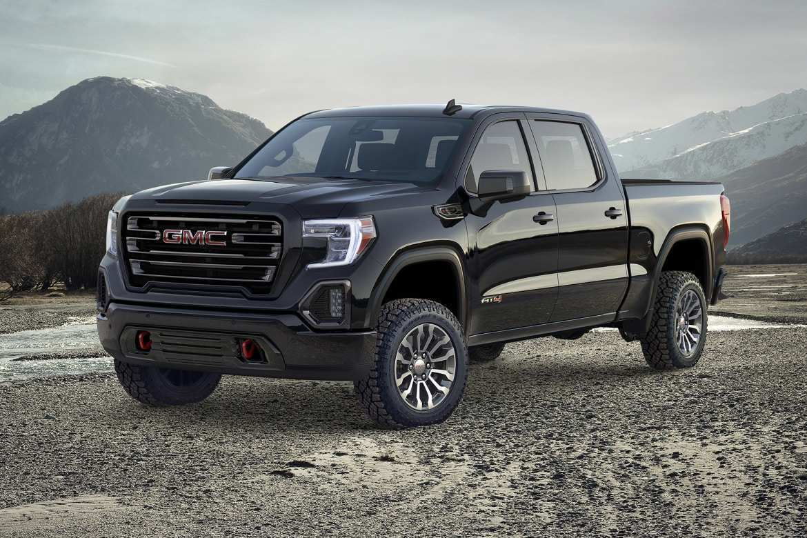 56 Great New Gmc Sierra 2019 New Review Redesign with New Gmc Sierra 2019 New Review