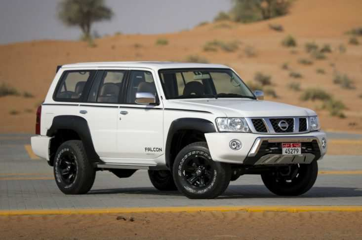 56 Great Nissan Patrol 2019 Price First Drive Exterior and Interior with Nissan Patrol 2019 Price First Drive