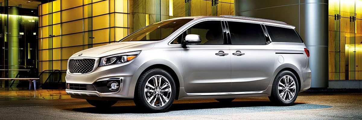 56 Great The Kia Minivan 2019 Exterior Spesification with The Kia Minivan 2019 Exterior