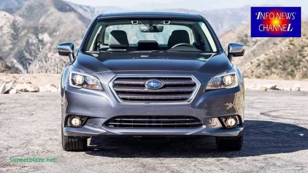 56 Great The Subaru Legacy Gt 2019 Performance Price and Review with The Subaru Legacy Gt 2019 Performance