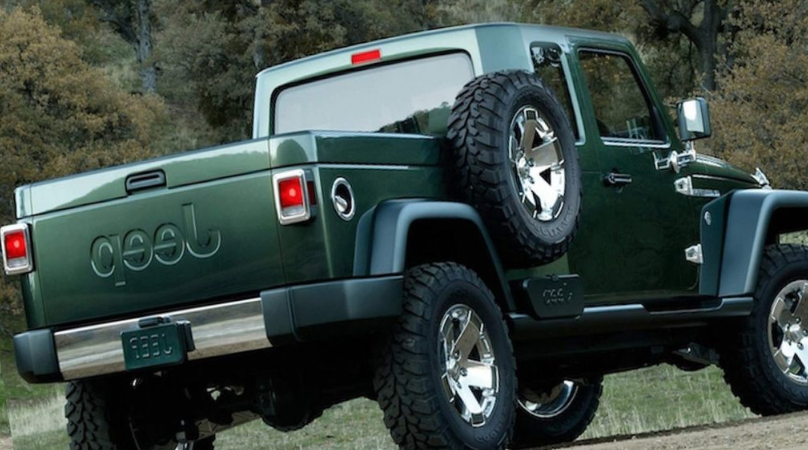 56 New Best Jeep Wrangler Pickup 2019 Concept Redesign And Review Picture for Best Jeep Wrangler Pickup 2019 Concept Redesign And Review
