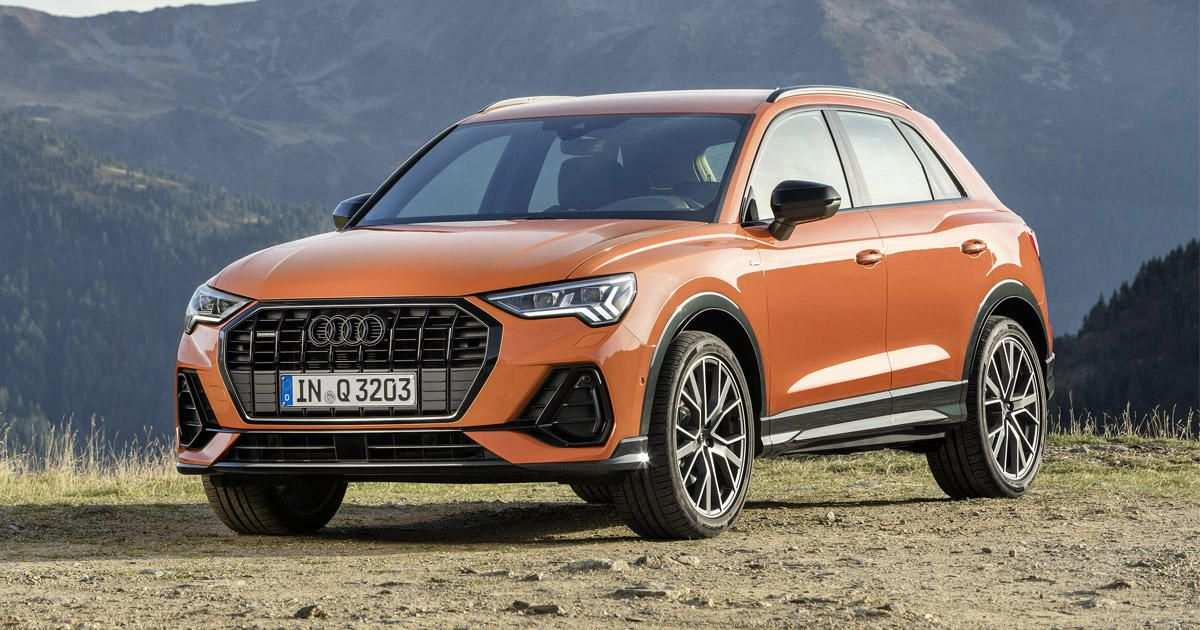 56 New New Audi Q3 2019 Price First Drive Exterior and Interior by New Audi Q3 2019 Price First Drive