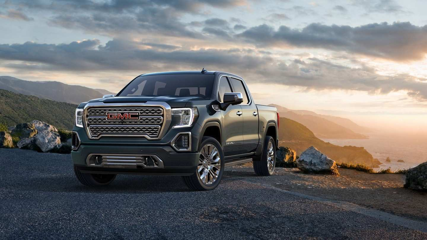 56 New New Gmc Sierra 2019 Weight Redesign And Price Rumors by New Gmc Sierra 2019 Weight Redesign And Price