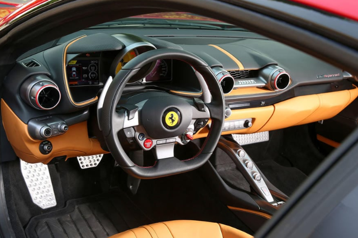 56 The 2019 Ferrari Superfast Interior Images with 2019 Ferrari Superfast Interior