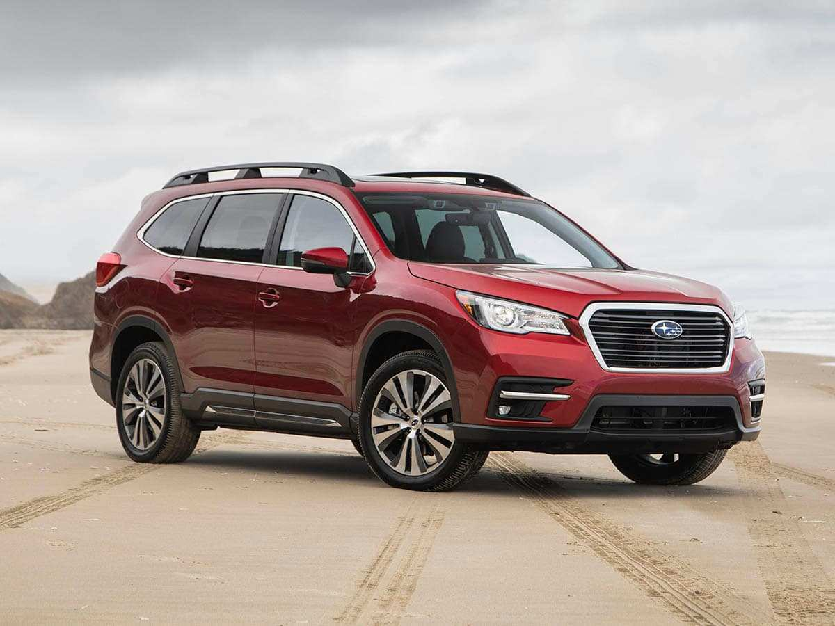 56 The 2019 Subaru Ascent Gvwr Spesification by 2019 Subaru Ascent Gvwr