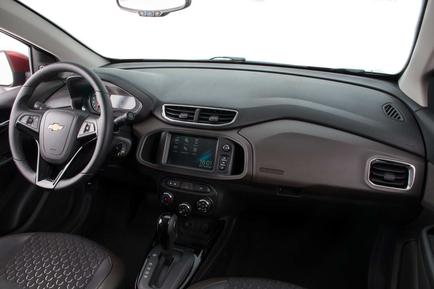 56 The Chevrolet Onix 2019 Interior Performance by Chevrolet Onix 2019 Interior
