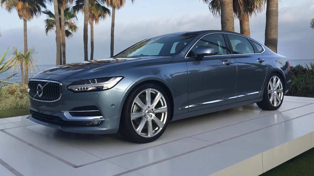 56 The The S90 Volvo 2019 Review Wallpaper with The S90 Volvo 2019 Review