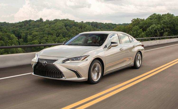 57 All New 2019 Lexus Es Hybrid Rumors Performance and New Engine by 2019 Lexus Es Hybrid Rumors