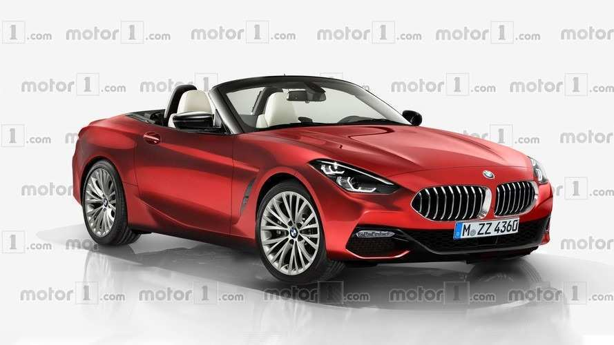 57 All New Bmw 2019 Z4 Price Price And Release Date Exterior for Bmw 2019 Z4 Price Price And Release Date