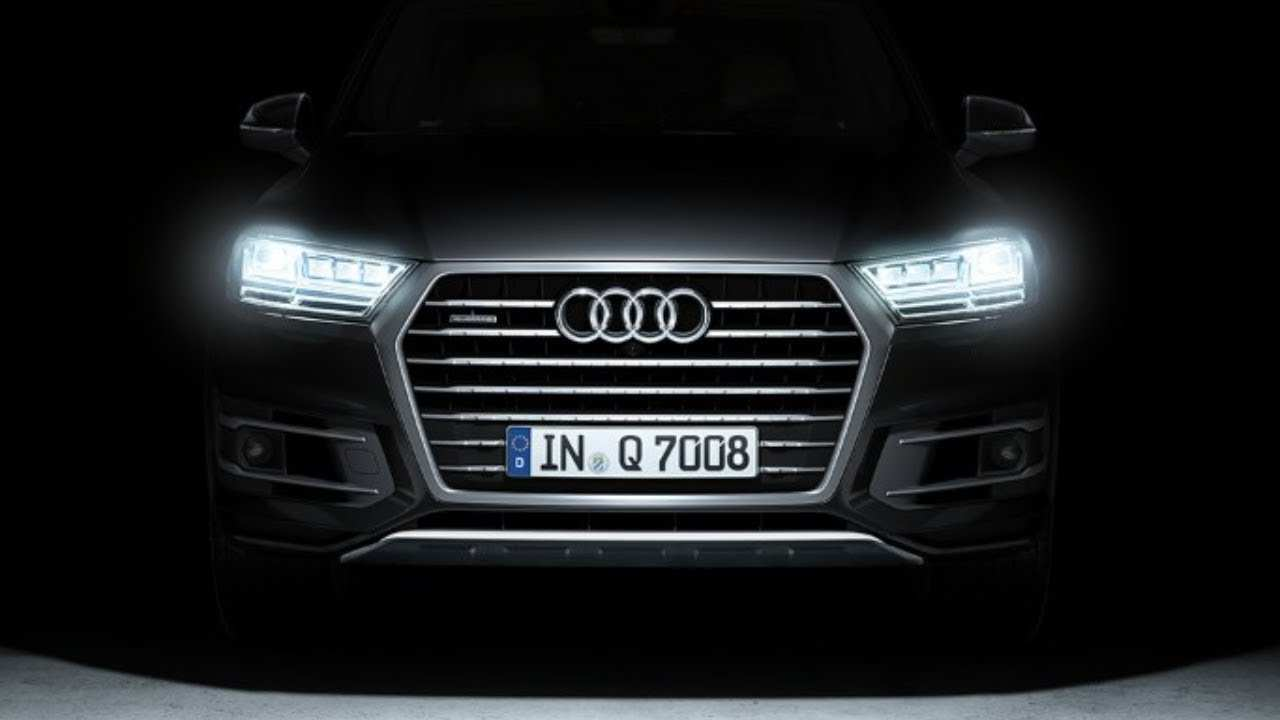 57 All New New Audi Q7 2019 Youtube Spesification Style for New Audi Q7 2019 Youtube Spesification
