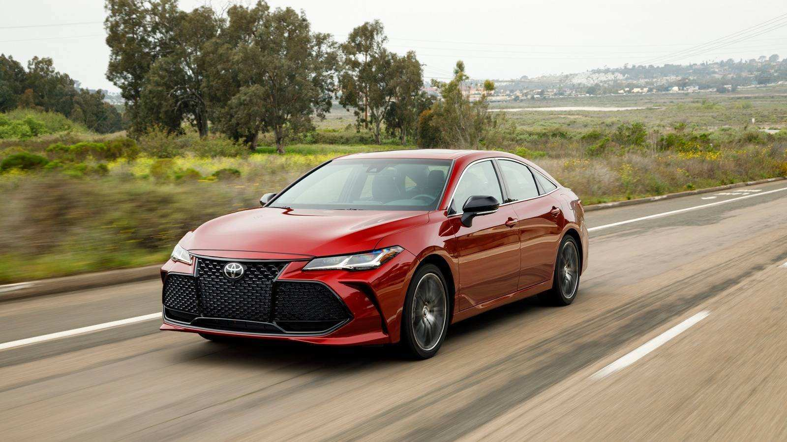 57 All New New Sedan Toyota 2019 Overview And Price Specs by New Sedan Toyota 2019 Overview And Price