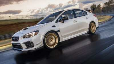 57 All New Sti Subaru 2019 Performance and New Engine by Sti Subaru 2019