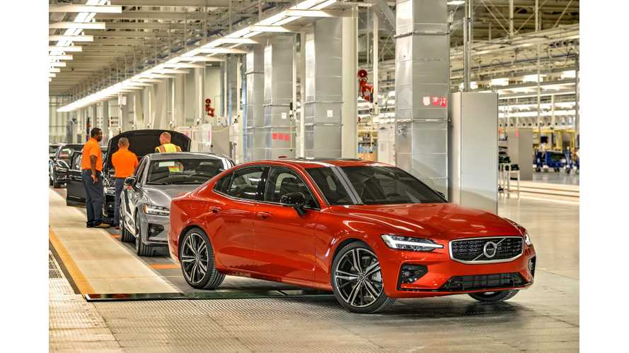 57 All New The Volvo Phev 2019 Performance And New Engine Specs and Review for The Volvo Phev 2019 Performance And New Engine