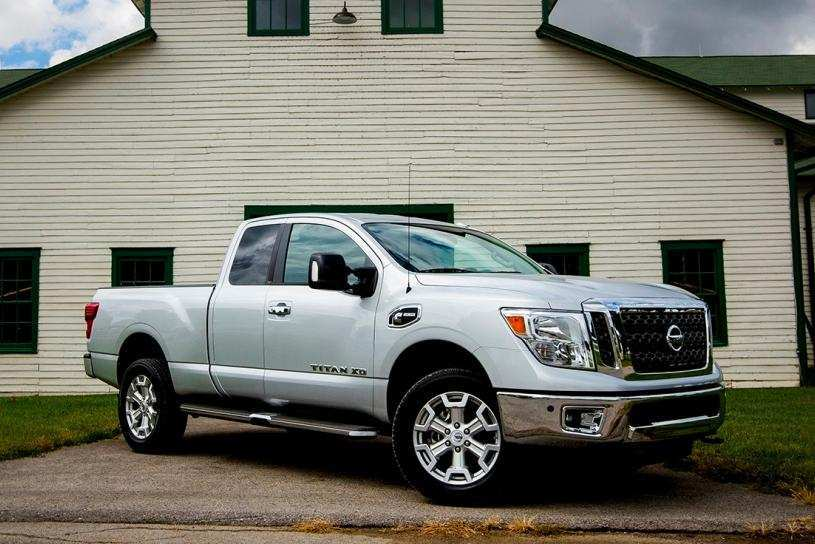 57 Best Review Best Nissan 2019 Titan Xd Overview And Price Images with Best Nissan 2019 Titan Xd Overview And Price