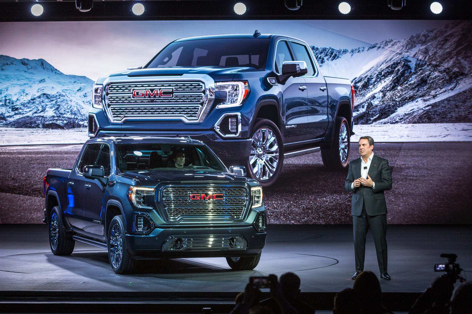 57 Concept of New Release Of 2019 Gmc Sierra Redesign Release for New Release Of 2019 Gmc Sierra Redesign